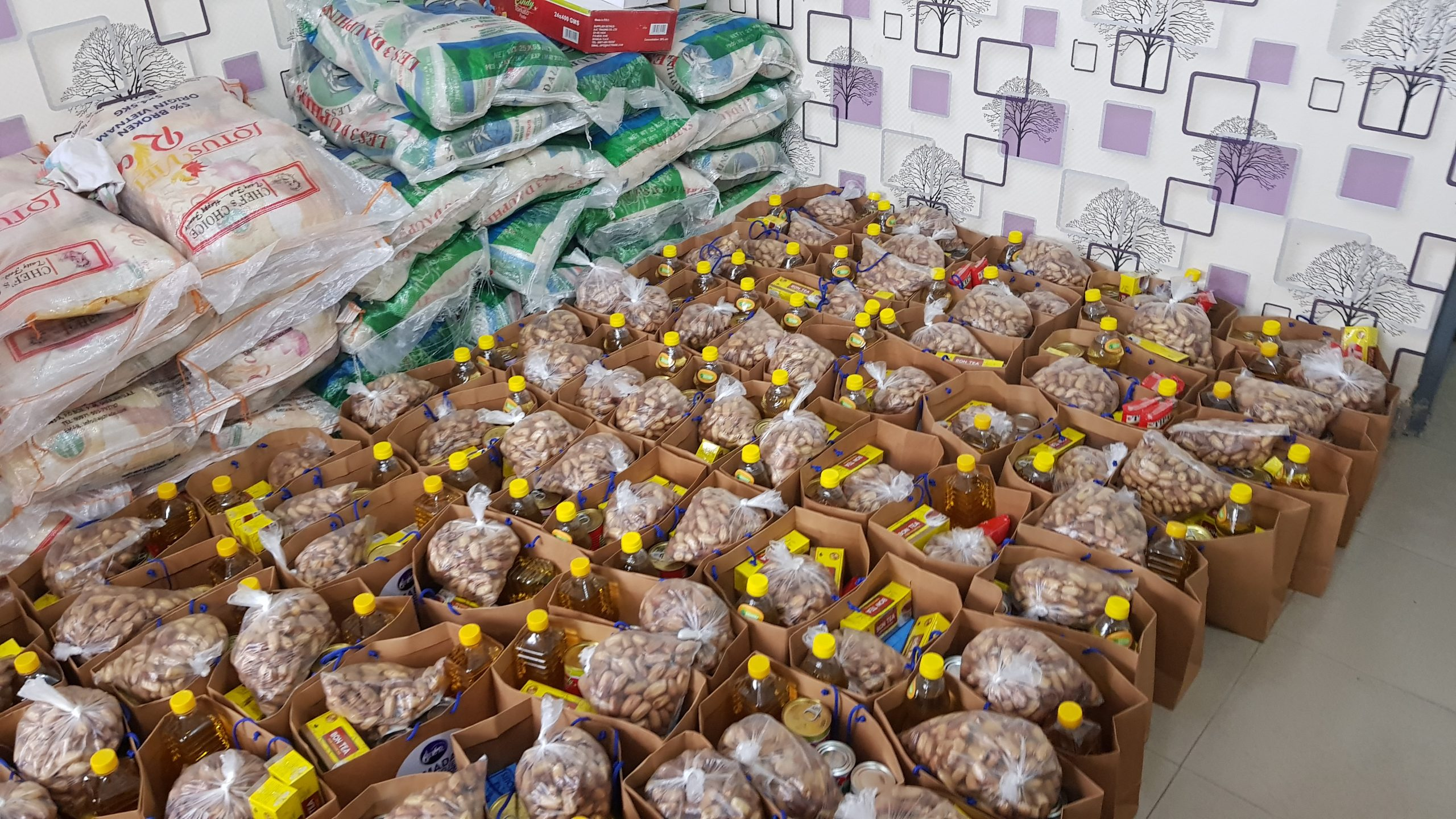 Ramadhan Feeding Program